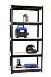 Boltless Office Shelving for files or Archive box storage - HeavyDutyBoltless5Shelf.jpg