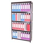 Boltless Office Shelving for files or Archive box storage - VZRBFU5.jpg